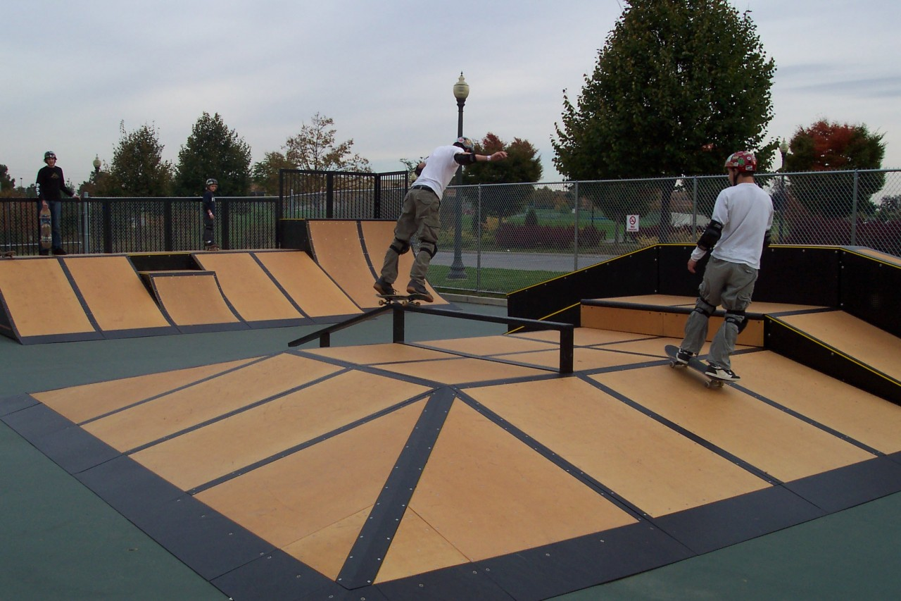 Outdoor Skate Park Derry Township
