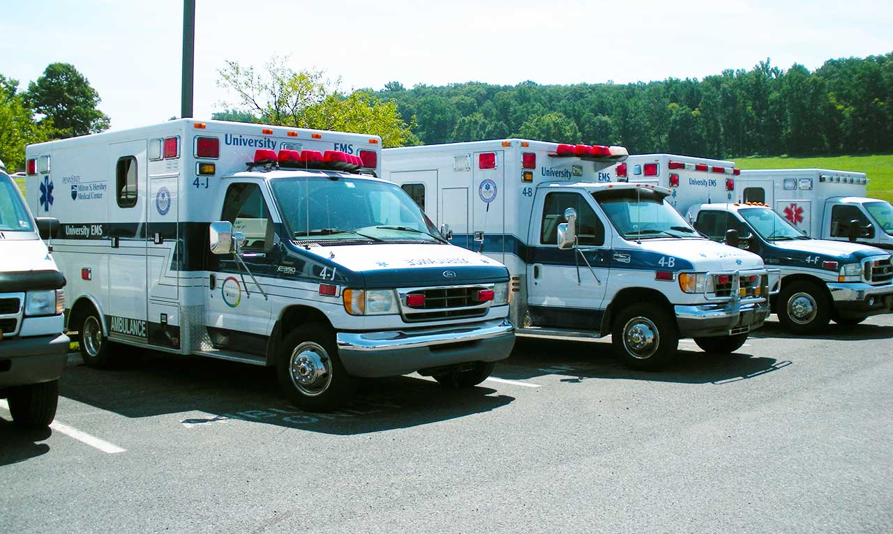Derry Township EMS Services