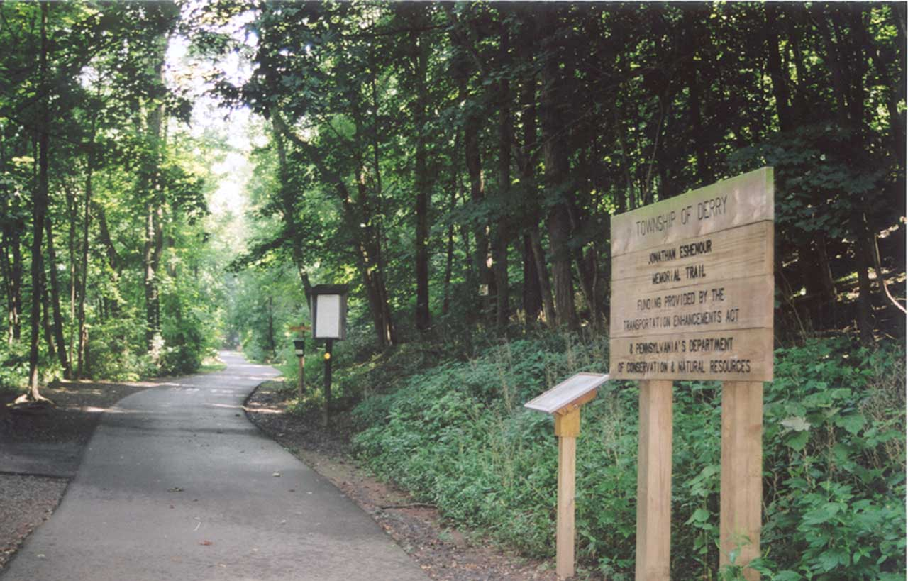 Jonathan Eshenour Memorial Trail