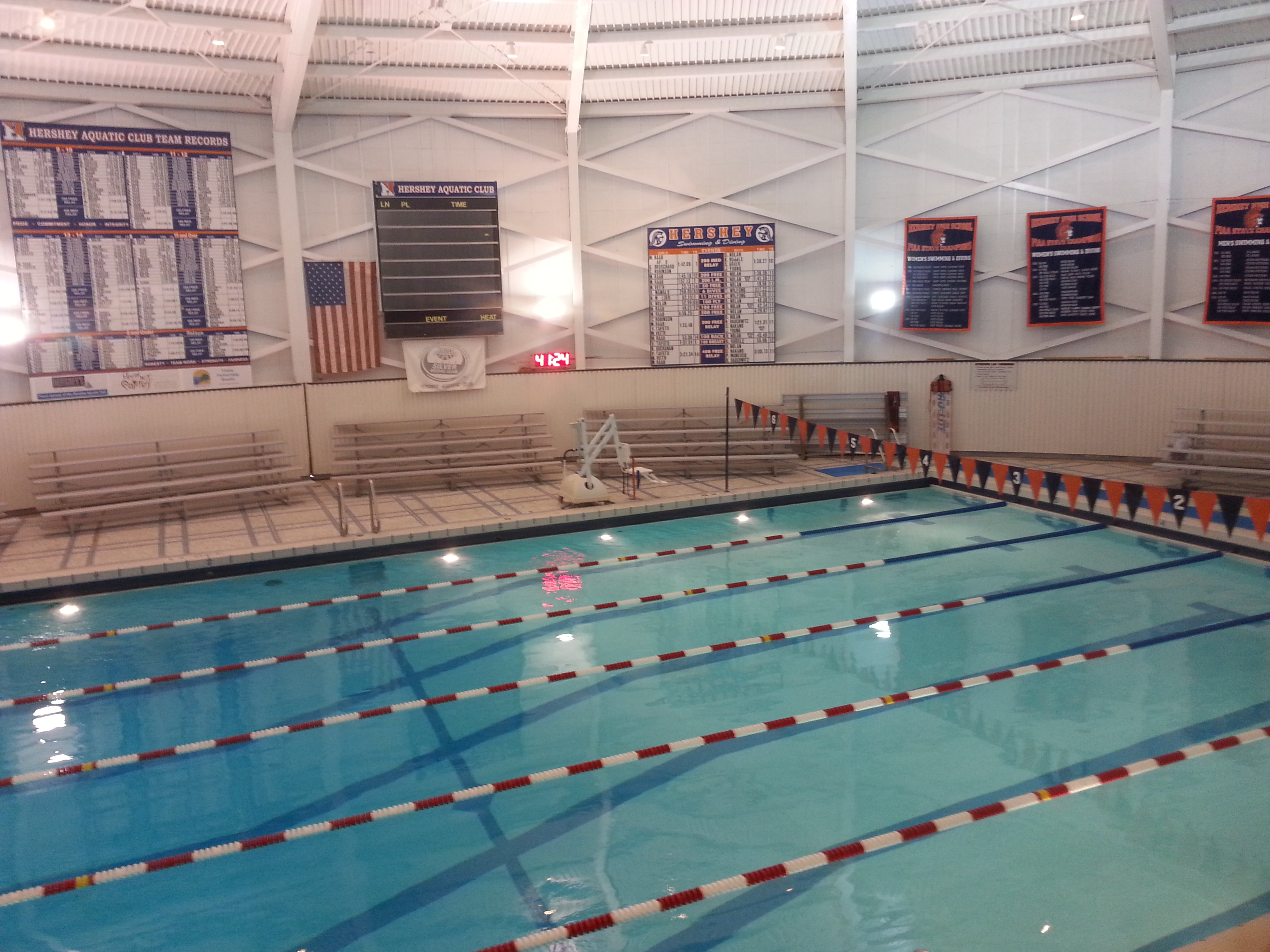 Recreation Center Pool Derry Township