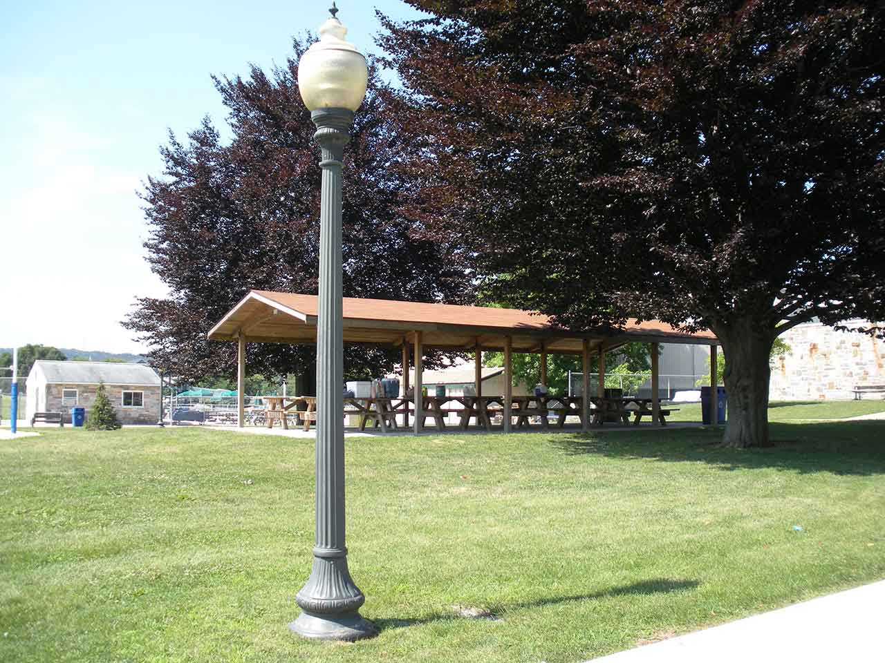 Hershey Recreation Center Birthday Party Pavilion