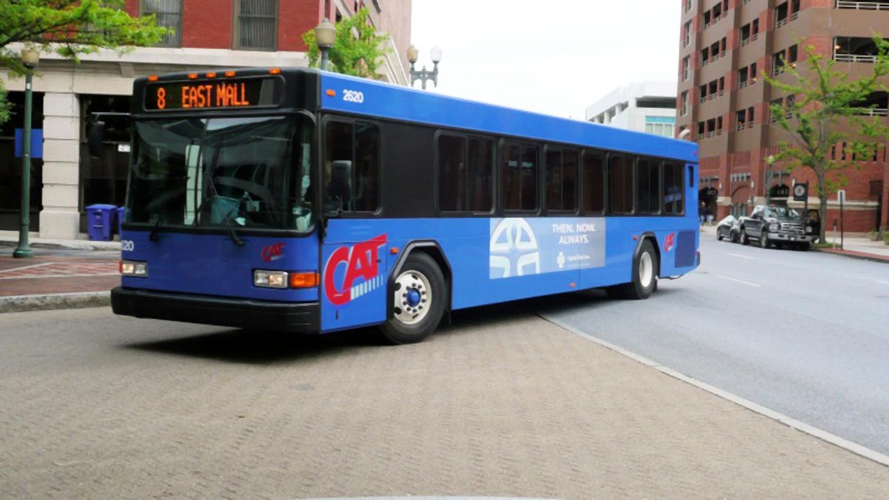Derry Township Public Transportation provided by Captical Area Transit