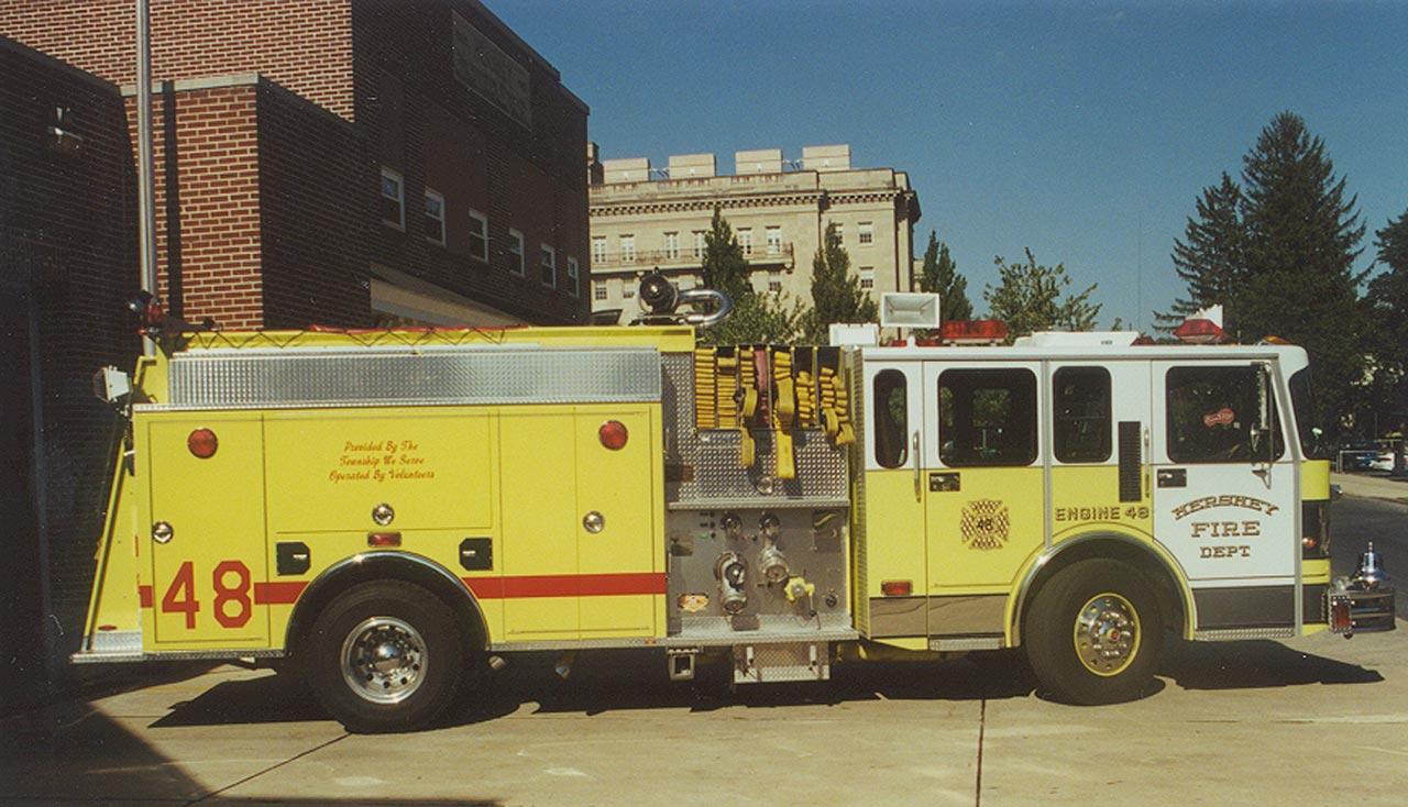 Derry Township Fire Department