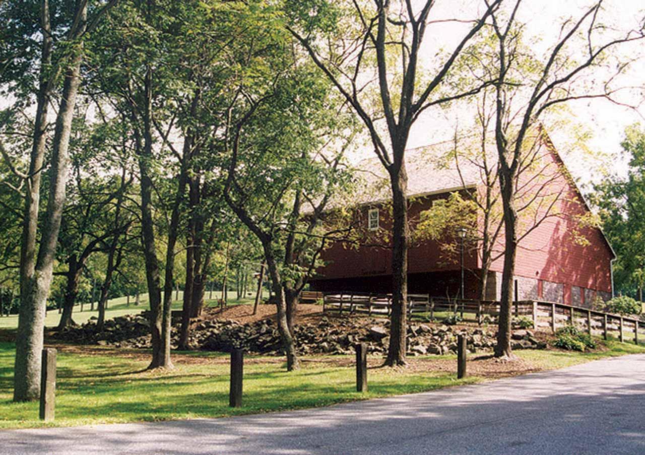 Shank Park Barn